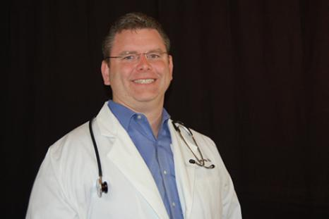 Chad Hogan, M.D.