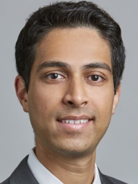 Headshot of Shashank Karnik